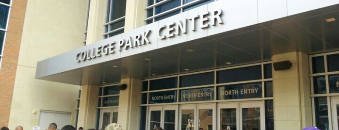 College Park Center is one of NCAA Division I Basketball Arenas Part Deaux.