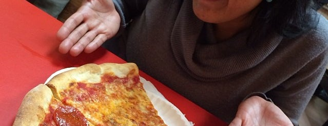 LoDuca Pizza is one of Great Square Slices in NYC.