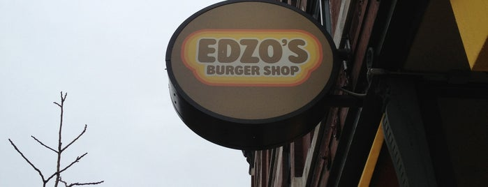 Edzo's Burger Shop is one of United Mileage Plus Dining Spots.