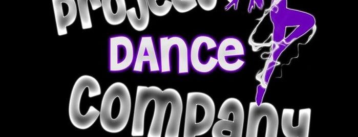 Project Dance Company is one of Randallynn 님이 좋아한 장소.