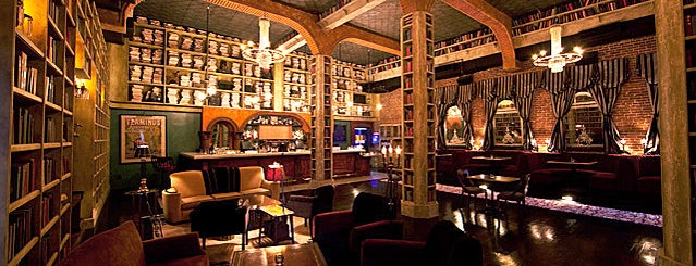 Hemingway's Lounge is one of Literary bars.