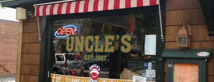Uncle's Deli is one of Food.