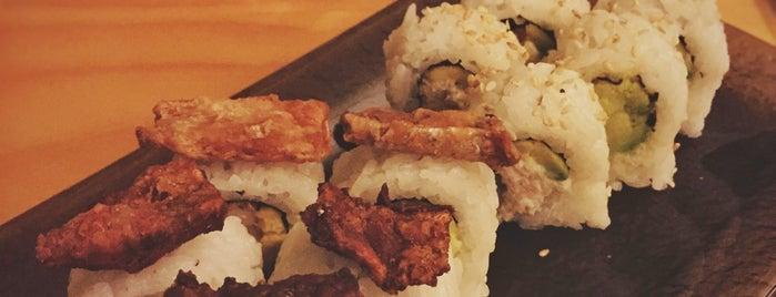Ibuki Sushi Bar is one of Restaurantes de interes.