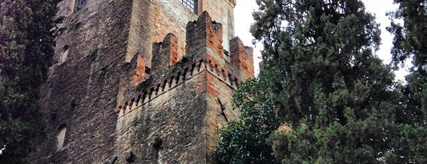 Castello di Conegliano is one of Locais salvos de Niku.