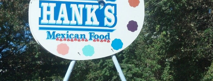 Hank's Frozen Custard and Mexican Food is one of Pittsburgh.