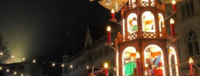 Braunschweiger Weihnachtsmarkt is one of 'Tis the Season: Christmas Markets.