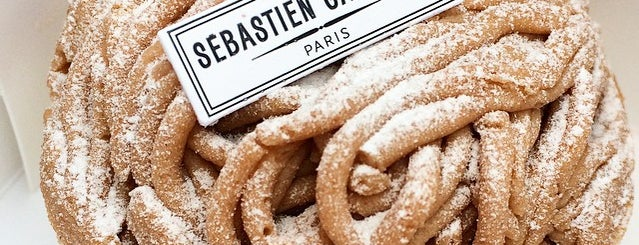 Sébastien Gaudard – Pâtisserie des Martyrs is one of Paris!.
