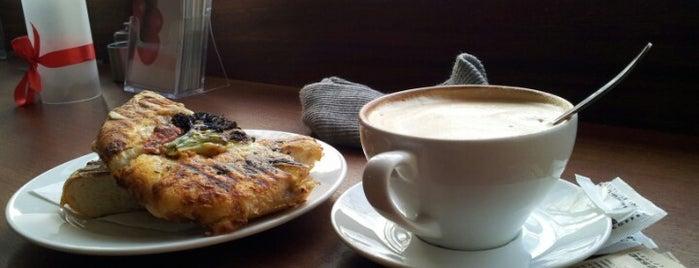Espresso House is one of Tempat yang Disimpan Eylül.