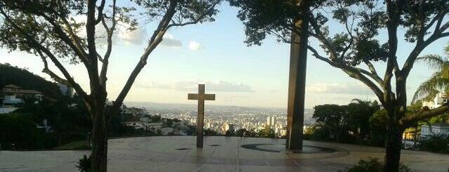 Praça do Papa (Governador Israel Pinheiro) is one of Ótimos parques e passeios de Belo Horizonte.