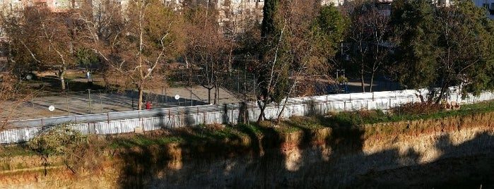 Şükrü Solmaz Parkı is one of Aleksandra : понравившиеся места.
