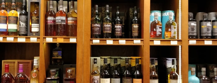 The Whisky Exchange is one of Lugares guardados de Doğa.