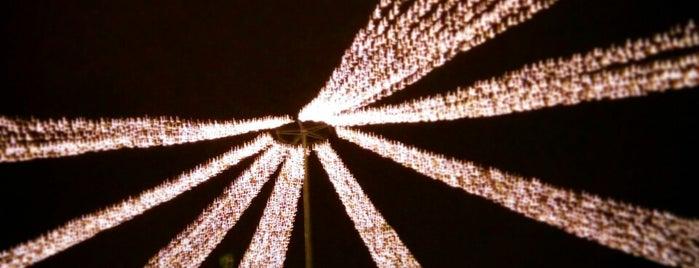 Kerstmarkt Winter in Antwerpen is one of สถานที่ที่ Waldo ถูกใจ.