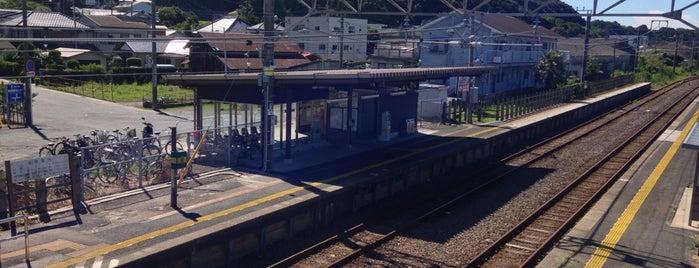 Shimōsa-Toyosato Station is one of JR 키타칸토지방역 (JR 北関東地方の駅).