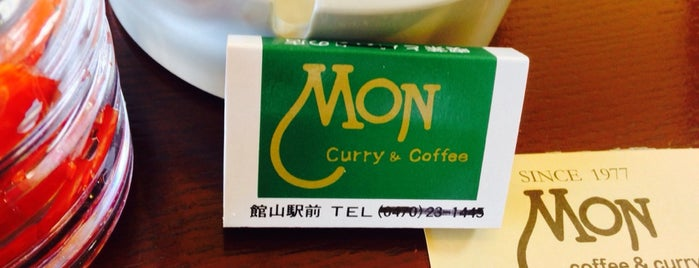 MON is one of Sadaさんの保存済みスポット.