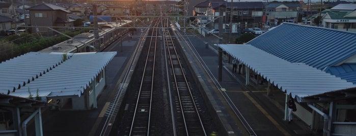 Matsugishi Station is one of JR 키타칸토지방역 (JR 北関東地方の駅).