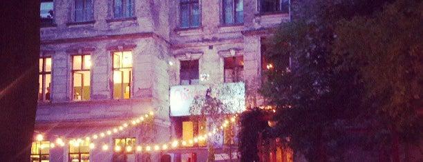 Clärchens Ballhaus is one of Ich bin ein Berliner.