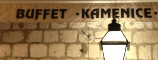 Buffet Kamenice is one of Lugares favoritos de Angels.