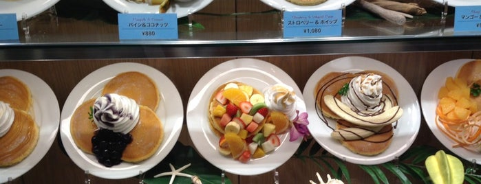 Hawaiian Pancake Factory is one of Lugares guardados de swiiitch.