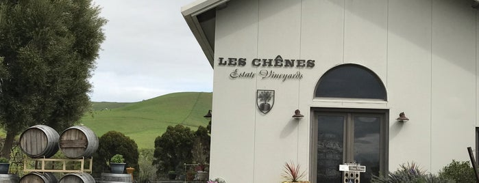 Les Chenes Estate Vineyards is one of For winos!.