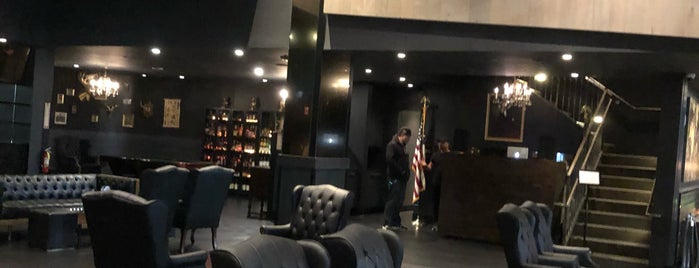 Executive Order Bar & Lounge is one of 2019 in SF.