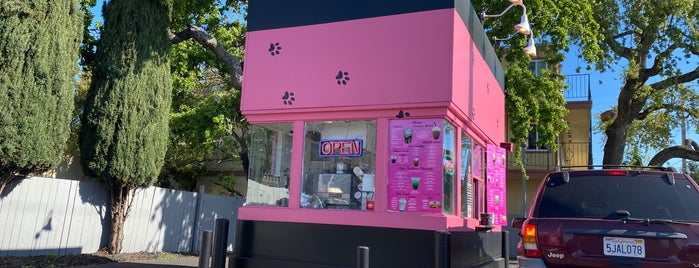 Pink Pantherz Espresso is one of Palo Alto.