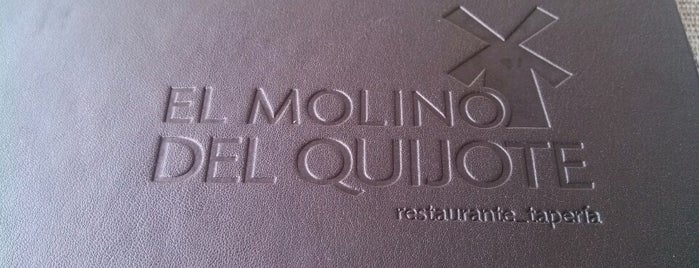 El Molino Del Quijote is one of Lugares guardados de Dalith.