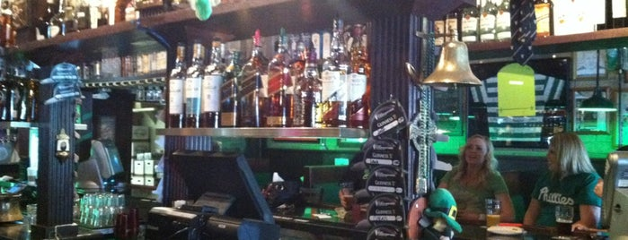 Rosie McCaffrey's Irish Pub is one of To Try.