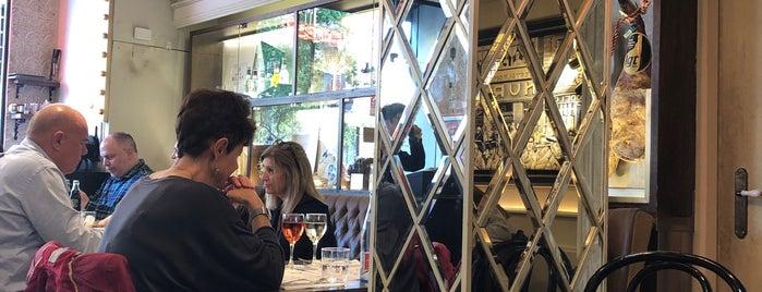 Nuria Tapasbar Barcelona is one of Tempat yang Disimpan Beril.