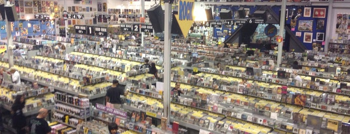 Amoeba Music is one of Record Stores.
