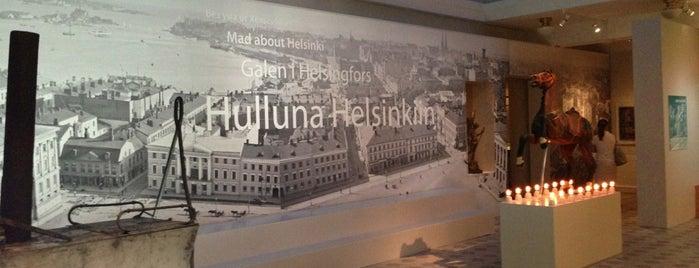 Городской музей Хельсинки is one of Clarissa : понравившиеся места.