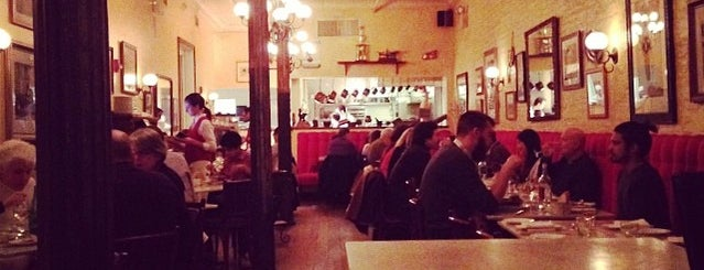 Bistrot la Minette is one of Philly.