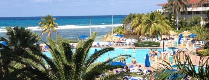 Holiday Inn Resort is one of Jamaica.
