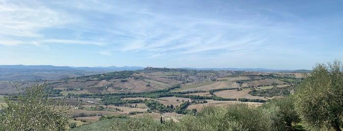 Monticchiello is one of Cities I've been.