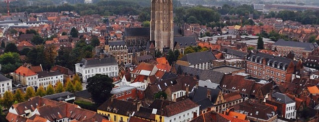 Belfry is one of Places in Europe.