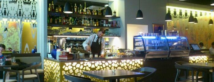 Café Seneca is one of Galerie Šantovka.