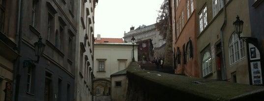 (Nové) Zámecké schody is one of Prag.