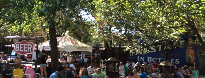Katy Trail Ice House is one of America's Best Beer Gardens.