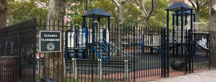 Tanahey Playground is one of New York IV.