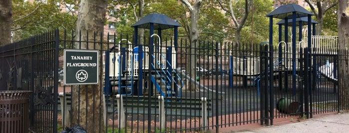Tanahey Playground is one of บันทึกเดินทาง New York.