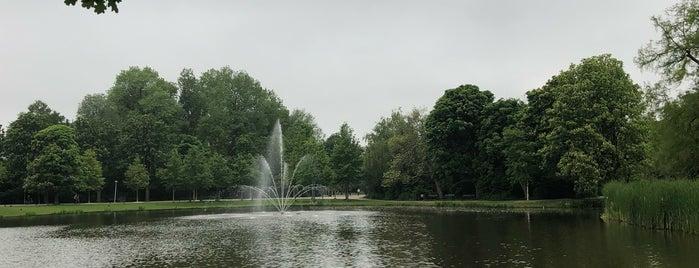 Vondelpark is one of Tempat yang Disukai Kubilay.