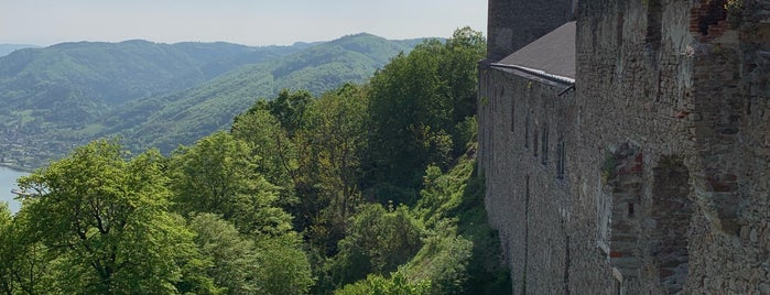 Burgruine Aggstein is one of When we get a car.