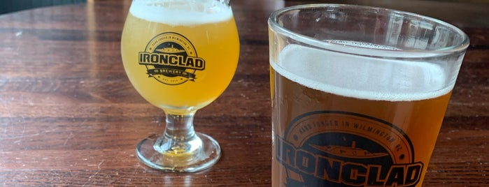 Ironclad Brewery is one of My Brewery List.