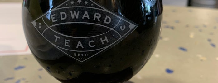 Edward Teach Brewing is one of NC Craft Breweries.