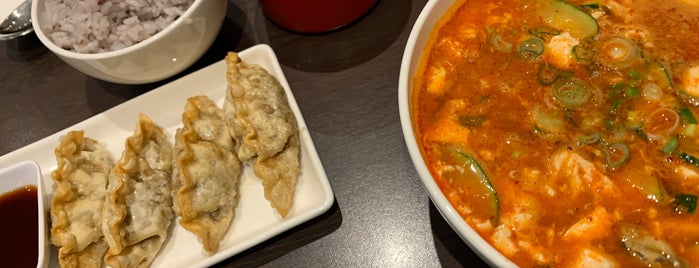 Dodam Korean is one of London - need to try.