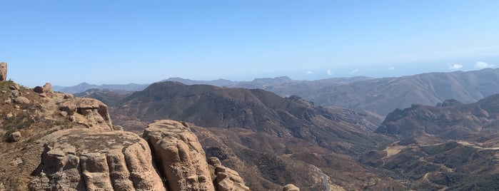 Sandstone Peak Trail is one of LA Things To Do.