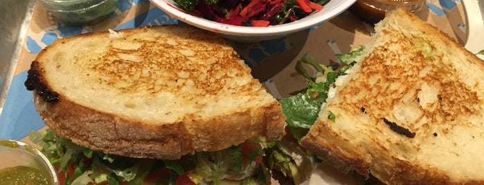 Mendocino Farms is one of Sandwiches.