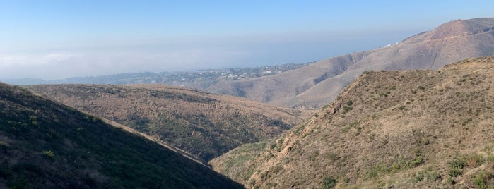 Zuma Canyon is one of socal..