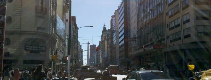 Avenida Corrientes is one of Capital Federal (AR).