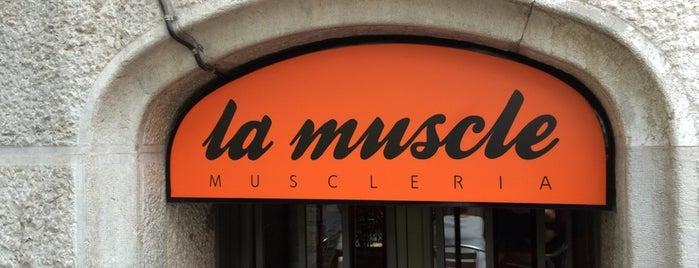 La Muscleria is one of Restaurants.