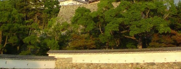 姫路城 is one of 日本夜景遺産.